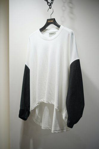 Combination Pullover wh<img class='new_mark_img2' src='https://img.shop-pro.jp/img/new/icons14.gif' style='border:none;display:inline;margin:0px;padding:0px;width:auto;' />