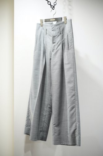 FEATHER WEIGHT PANTS gray<img class='new_mark_img2' src='https://img.shop-pro.jp/img/new/icons14.gif' style='border:none;display:inline;margin:0px;padding:0px;width:auto;' />