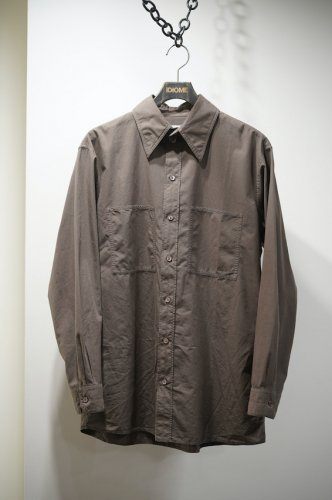 PATCH POCKET SHIRT<img class='new_mark_img2' src='https://img.shop-pro.jp/img/new/icons14.gif' style='border:none;display:inline;margin:0px;padding:0px;width:auto;' />