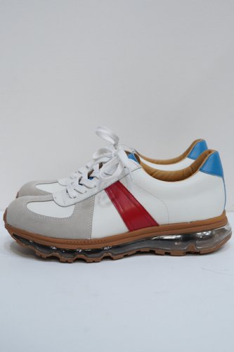 German Trainer -Air Sole- wh<img class='new_mark_img2' src='https://img.shop-pro.jp/img/new/icons14.gif' style='border:none;display:inline;margin:0px;padding:0px;width:auto;' />