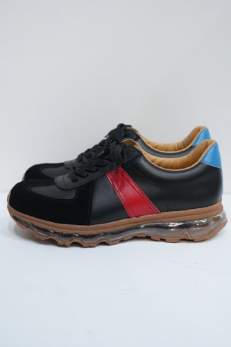 German Trainer -Air Sole- bk<img class='new_mark_img2' src='https://img.shop-pro.jp/img/new/icons14.gif' style='border:none;display:inline;margin:0px;padding:0px;width:auto;' />