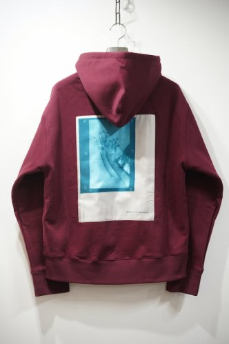 MARK HOODIE<img class='new_mark_img2' src='https://img.shop-pro.jp/img/new/icons14.gif' style='border:none;display:inline;margin:0px;padding:0px;width:auto;' />