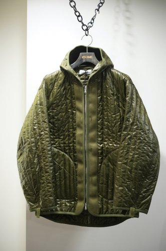Liner Quilted Jacket olive<img class='new_mark_img2' src='https://img.shop-pro.jp/img/new/icons14.gif' style='border:none;display:inline;margin:0px;padding:0px;width:auto;' />