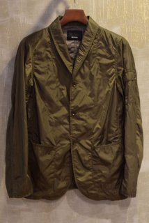08sircus(16SS)/08サーカス/mesh bonding quilting jacket