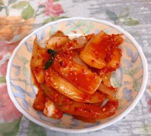 新玉葱キムチ(150g)