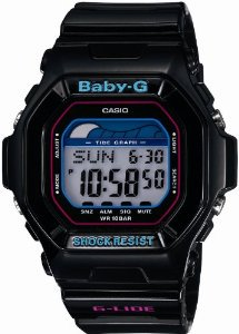 Casio(カシオ)Baby-G G-LIDE Lady's BLX-5600-1JF (Japan Import)
