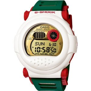 Casio(カシオ)G-Shock G001CB-7 Limited Edition Series Luxury Watches White