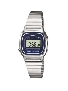 Casio(カシオ)Collection Retro LA670WEA-2EF LCD for Her Very Light