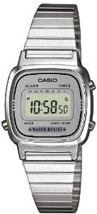 Casio(カシオ)Collection Retro LCD for Her Very Light