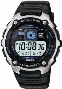Casio(カシオ)[] Mens  watches SPORTS GEAR AE-2000W-1AJF