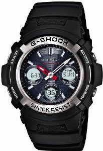 【クリックで詳細表示】Casio(カシオ)watches g-shock ''tough solar radio MULTIBAND 6 AWG-M100-1AJF mens