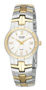Citizen(シチズン)Quartz Movement Steel Bracelet White Dial Women's EU2434-59A