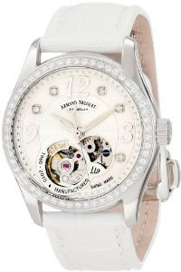 Armand Nicolet(アルマンニコレ)Women's 9653D-AN-P953BC8 LL9 Limited Edition Stainless Steel Classic