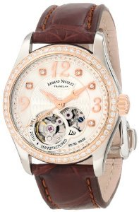 Armand Nicolet(アルマンニコレ)Women's 8653D-AN-P953MR8 LL9 Limited Edition TwoToned Classic Automat