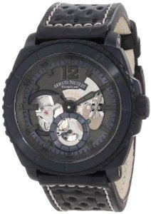 Armand Nicolet(アルマンニコレ)Men's T619N-NR-P760NR4 L09 Limited Edition D.L.C. Black Titanium Spor