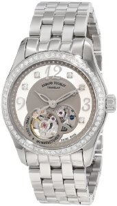 Armand Nicolet(アルマンニコレ)Women's 9653D-GN-M9150 LL9 Limited Edition Stainless Steel Classic Au