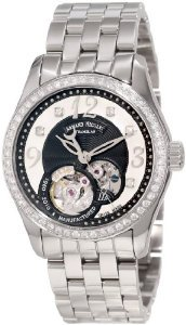 Armand Nicolet(アルマンニコレ)Women's 9653D-NN-M9150 LL9 Limited Edition Stainless Steel Classic Au