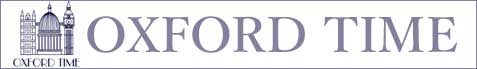 OXFORD TIME ( オックスフォードタイム )