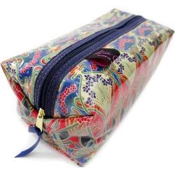 Box Cosmetic Bag [約 横21cmxたて9cmxまち9cm]