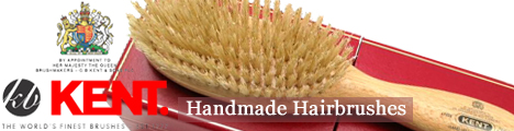 Handmaid Hairbrushes