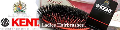 Ladies Hairbrushes