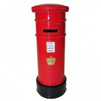 Money Box 貯金箱 Metal Postbox TBMB1