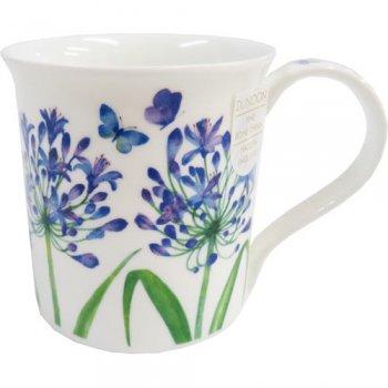 Dunoon マグカップ (Bute) Beau Agapanthus DNAG1 [0.3L]