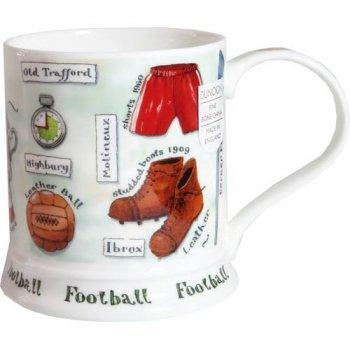 Dunoon マグカップ (Iona) Sports Football DNFB1 [0.4L]