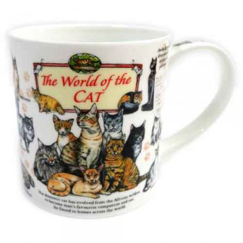 Dunoon マグカップ (Orkney) World of the Cat DNWC1 [0.35L]