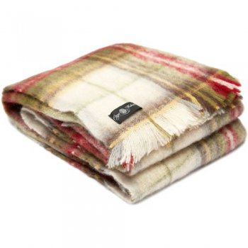 Cape Mohair ケープモヘヤ Travel Rug Highlander TRA2033
