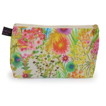 IBERTY Tana Lawn Cotton Cosmetic Bag Tresco Multi ACCB03【約 横21cmxたて14cm】