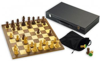 Gibsons Games Chess Set G402