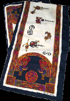 Celtic Scarf ( ケルティックスカーフ ) CS002 [ 約140×30cm ]
