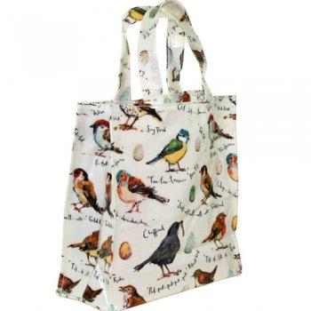 アルスターウィーバーズ社<br>PVC BAG ミニガセットバック<br>Birdsong MGBUW008