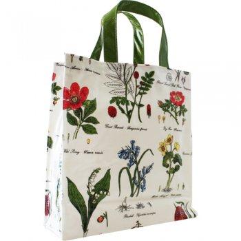 <br>PVC BAG ミニガセットバッグ<br>Botanic Garden MGB6051