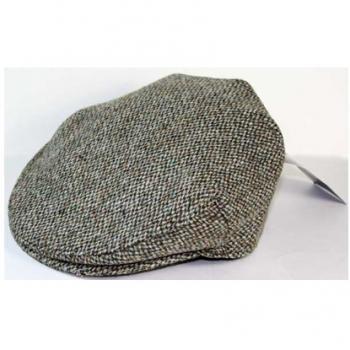 Harris Tweed (ハリスツイード) 男性用 帽子 ハンティングキャップ Dumfries HTHC01L