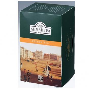 AHMAD TEA アーマッドティー セイロン 20袋入り CY20