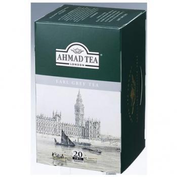 AHMAD TEA アーマッドティー アールグレイ 20袋入り EG20