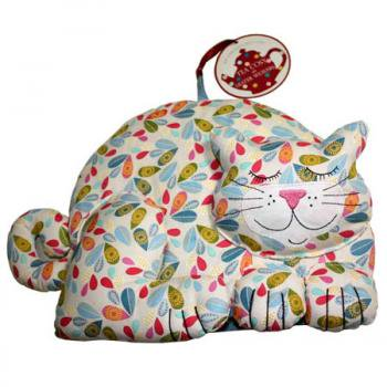 ULSTER WEAVERS <br>アルスターウィーバーズ社 <br>コットン製 <br>Shaped Tea Cosy Cat STCUW003