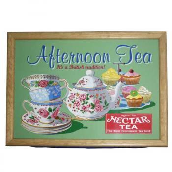 クッショントレイ・ラップトレイ Afternoon Tea CT46