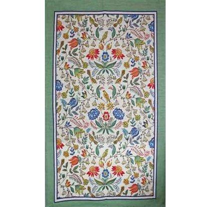 New Ulster Weavers Arts /& Crafts Floral Pattern 100/% Linen Tea Towel