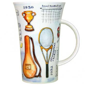 <img class='new_mark_img1' src='https://img.shop-pro.jp/img/new/icons50.gif' style='border:none;display:inline;margin:0px;padding:0px;width:auto;' />Dunoon マグカップ (Glencoe) Tennis DNL6 [0.5L]