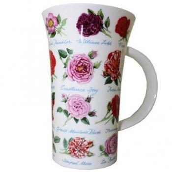Dunoon マグカップ (Glencoe) Roses DNL28 [0.5L]