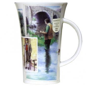 Dunoon マグカップ (Glencoe) Fishing DNL24 [0.5L]