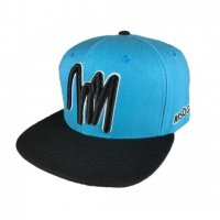 MSOGr Snapback Cap Light blue