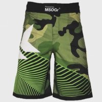 XXX industries x MSOGr Shorts