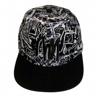 MSOGr Snapback Cap Drawing