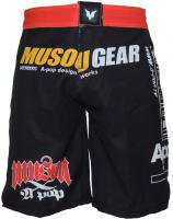 MSOGr Shorts #1 Black/Red