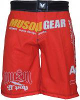 MSOGr Shorts #1 Red/Black