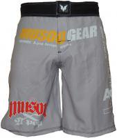 Musou gear Fight shorts #1 Gray/Black